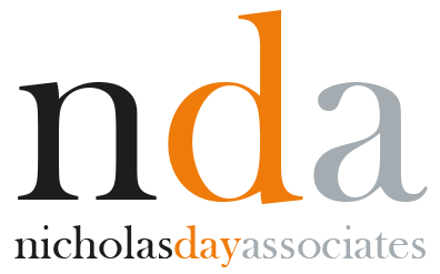 NDA - Nicholas Day Associates logo